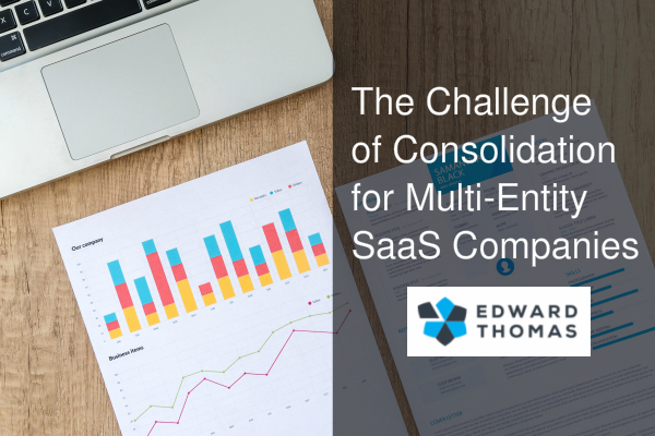The Challenge of Consolidation for Multi-Entity SaaS Companies